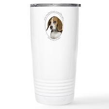 Beagle Travel Coffee Mug