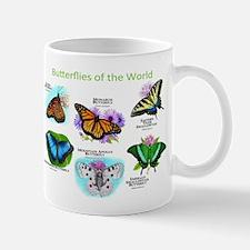 Butterflies of the World Mug