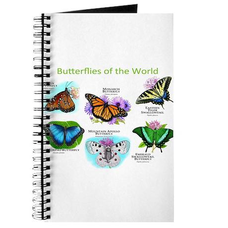 Butterflies of the World Journal
