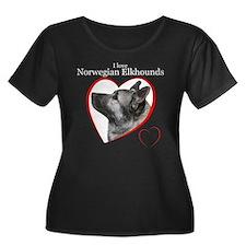 Norwegian Elkhound T