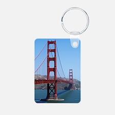 San Francisco Golden Gate Keychains