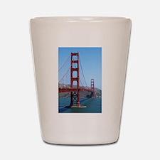 San Francisco Golden Gate Shot Glass