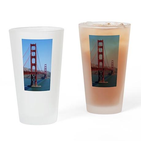 San Francisco Golden Gate Drinking Glass