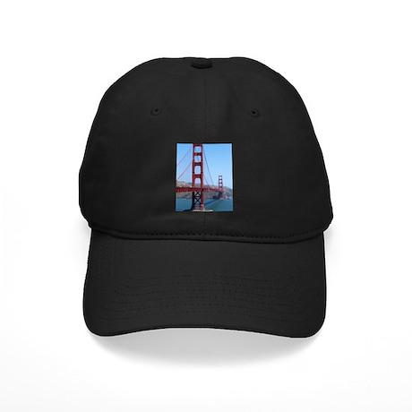 San Francisco Golden Gate Black Cap