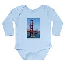San Francisco Golden Gate Long Sleeve Infant Bodys