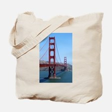 San Francisco Golden Gate Tote Bag