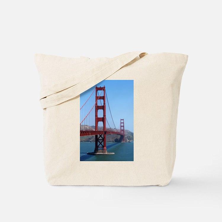San Francisco Golden Gate Tote Bag