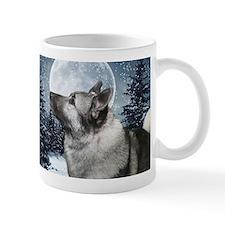 Norwegian Elkhound Small Mug