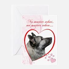 """Elkhound """"Just Whistle"""" Valentine"""