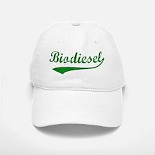 Vintage Biodiesel Baseball Baseball Cap