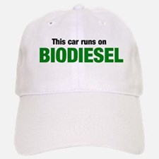 This Car on Biodiesel Baseball Baseball Cap