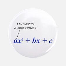 "Higher Power 3.5"" Button (100 pack)"