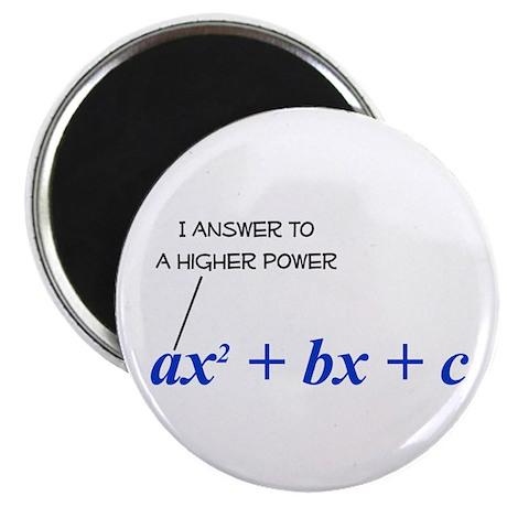 Higher Power Magnet