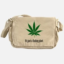Just A Plant Messenger Bag