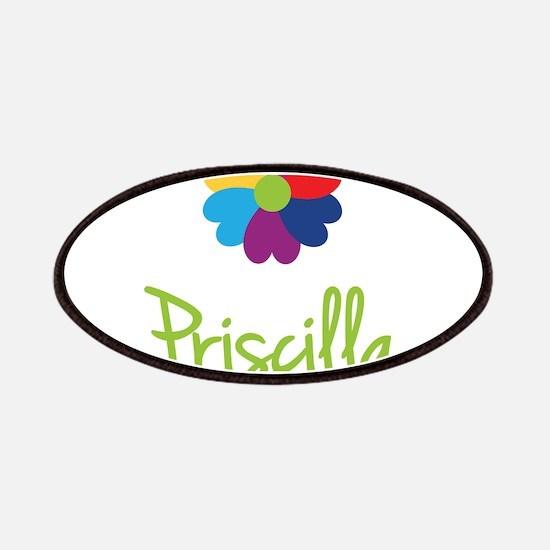 Priscilla Valentine Flower Patches
