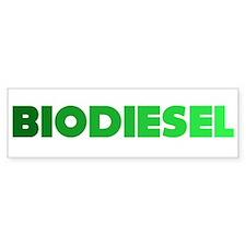 Range Biodiesel Bumper Bumper Sticker