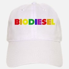 Rainbow Biodiesel Baseball Baseball Cap