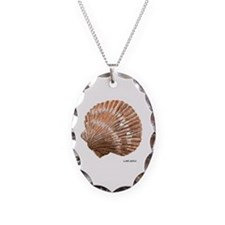 """""""Scallop Shell"""" Necklace"""