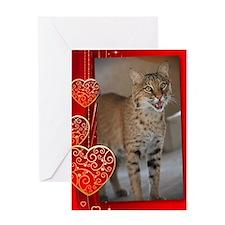 Single Romantic Card w/o Text - Isaac