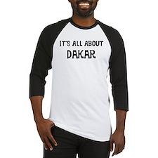 All about Dakar Baseball Jersey