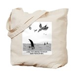 Unnatural Protection Tote Bag