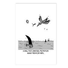Unnatural Protection Postcards (Package of 8)