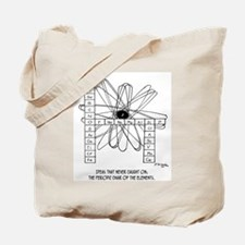 Periodic Chair Of The Elements Tote Bag