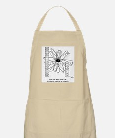Periodic Chair Of The Elements Apron