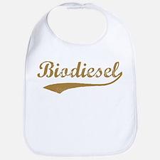 Brown Vintage Biodiesel Bib