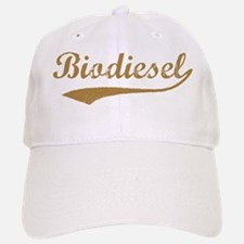 Brown Vintage Biodiesel Baseball Baseball Cap