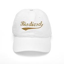 Brown Vintage Biodiesel Baseball Cap
