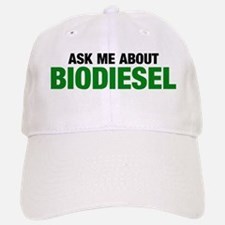Ask about Biodiesel Baseball Baseball Cap