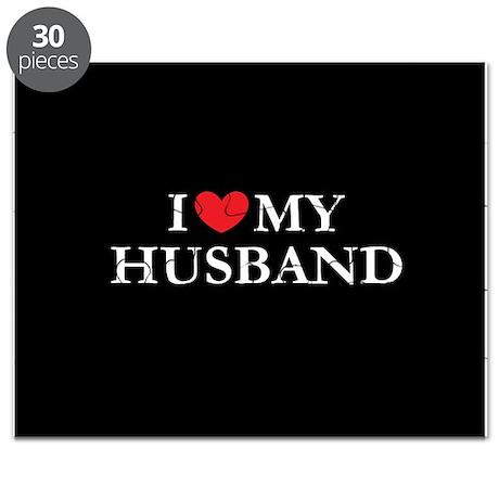 I love my husband Puzzle