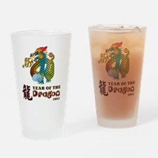 Chinese New Year of Dragon 20 Drinking Glass