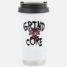 Grind Core Stainless Steel Travel Mug