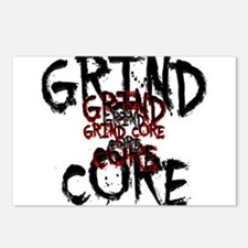 Grind Core Postcards (Package of 8)