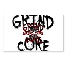 Grind Core Decal