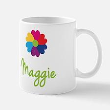 Maggie Valentine Flower Mug