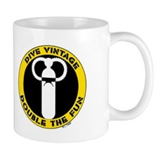 Dive Vintage Mug