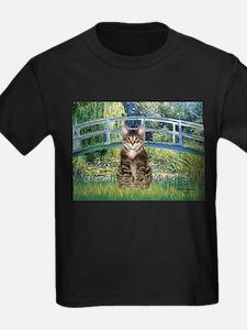 Bridge / Brown tabby cat T
