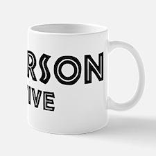 Paterson Native Mug