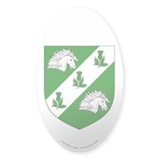Caitriona's Sticker (Oval)