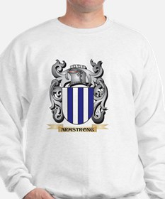 Armstrong Family Crest - Armstrong Coat Sweatshirt