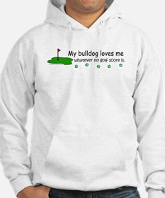 more dog breeds w/this design Hoodie