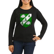 Caitriona's Women's Long Sleeve Dark T-Shirt