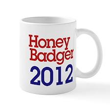 Honey Badger 2012 Mug