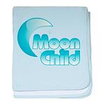 Moonchild baby blanket