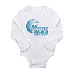 Moonchild Long Sleeve Infant Bodysuit
