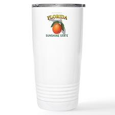 Florida Sunshine State Travel Mug