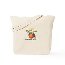 Florida Sunshine State Tote Bag